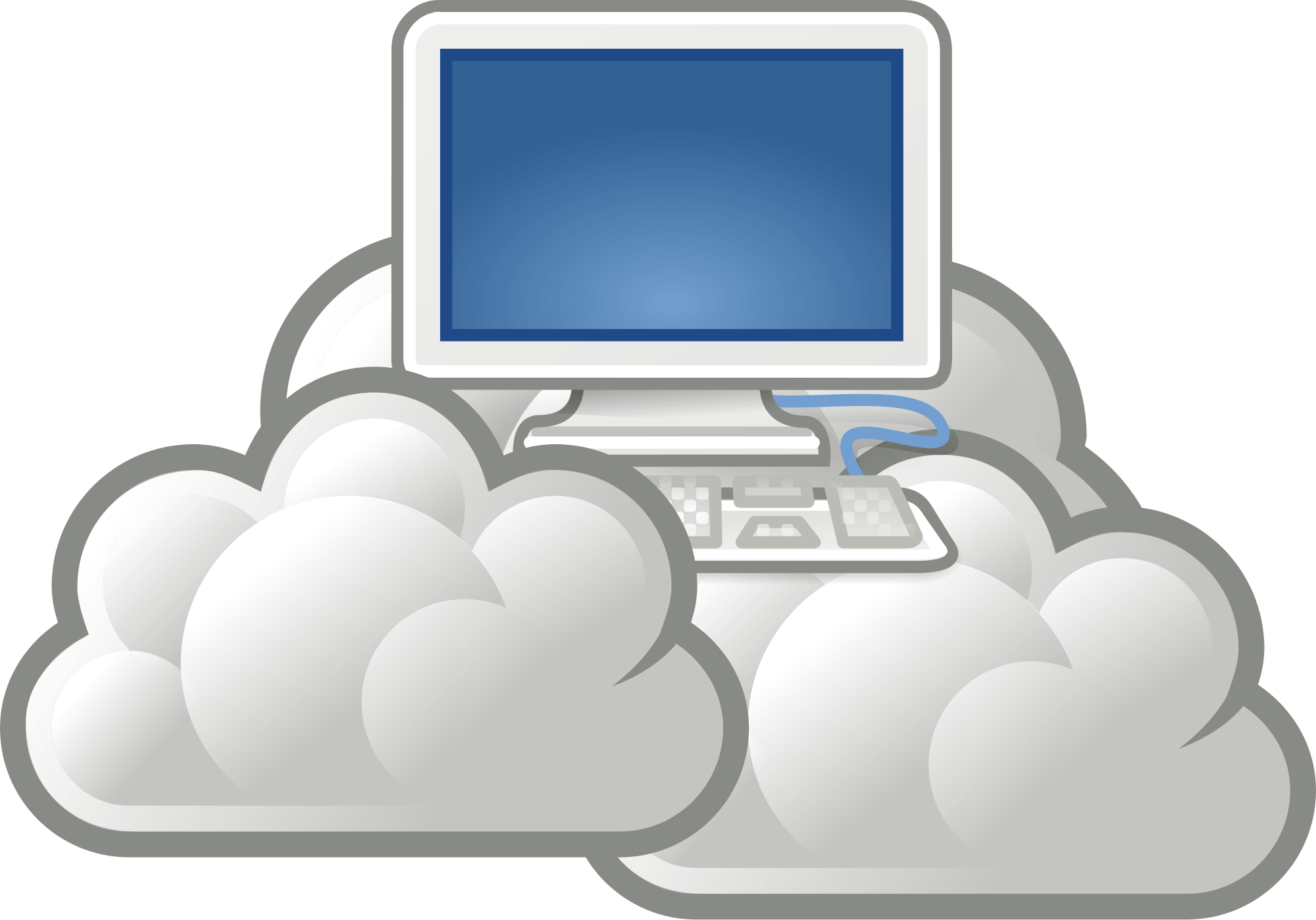 Managed Cloud Hosting from Why The Fuss? Technical Solutions