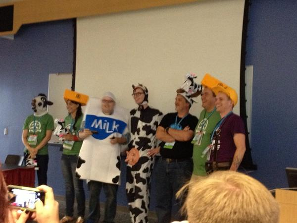 WordCamp Milwaukee organizers introduce themselves
